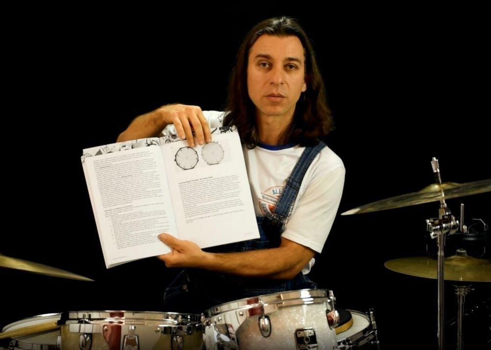 Importância da afinação dos tambores