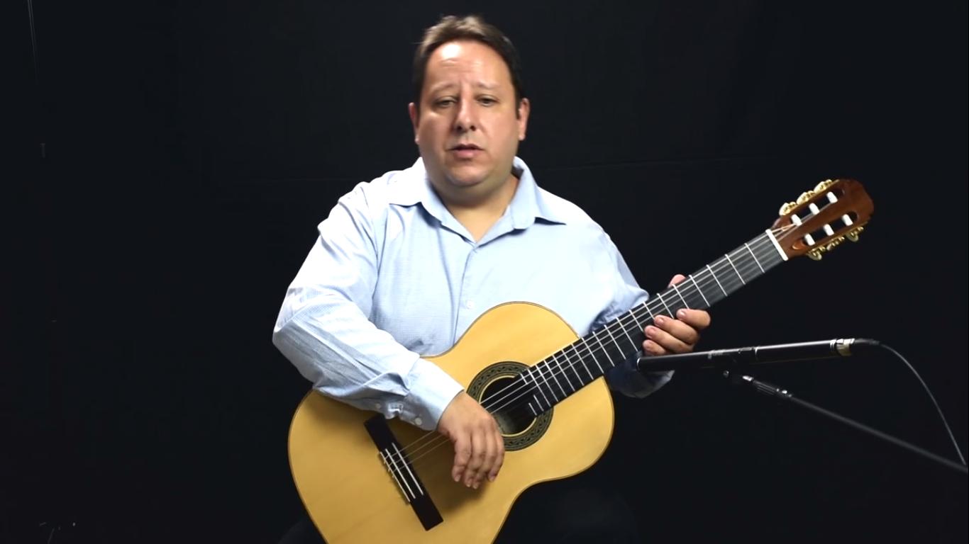 Um breve histórico sobre o violão erudito