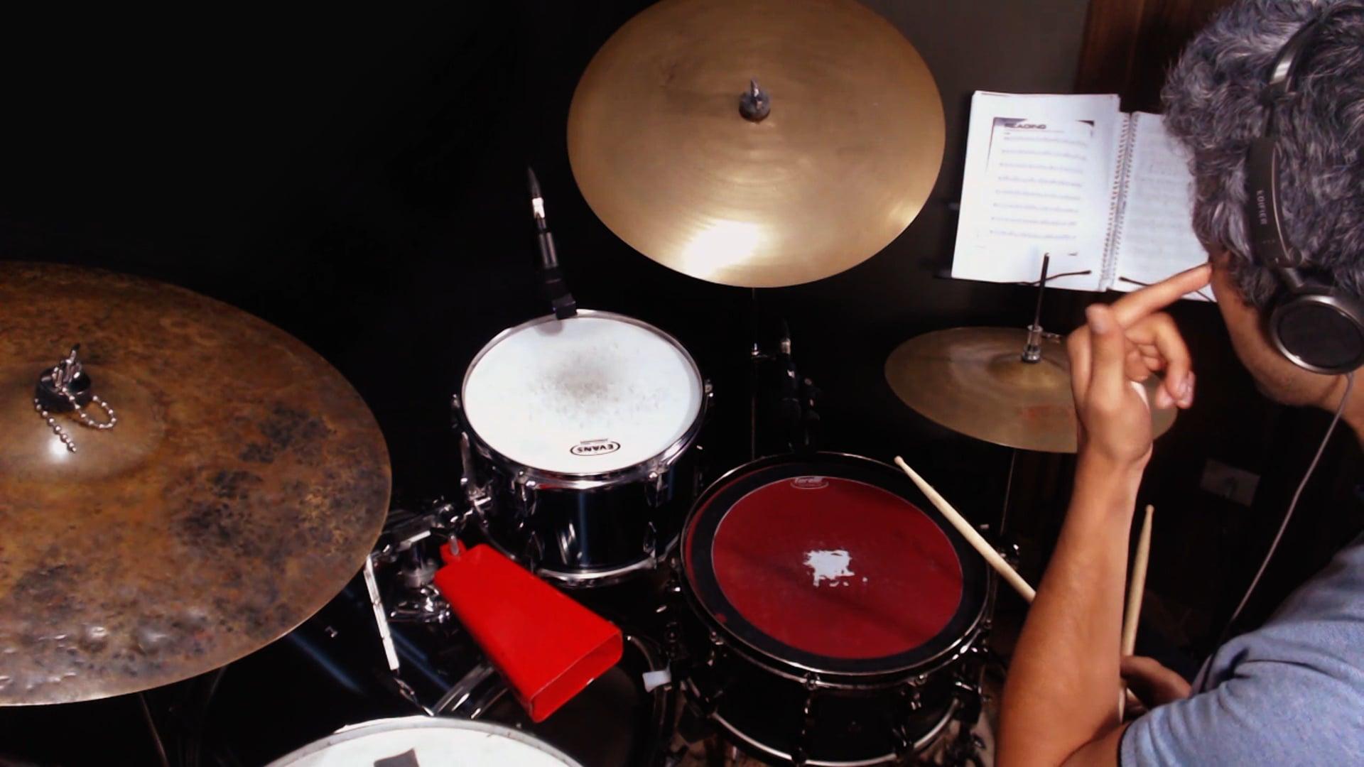 Variações de bumbo - Gary Chaster 1