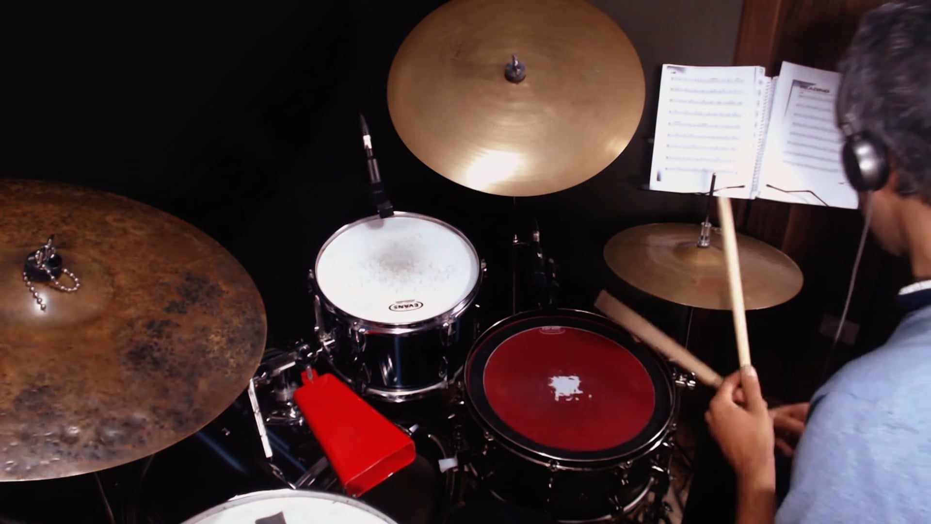 Variações de bumbo - Gary Chaster 2