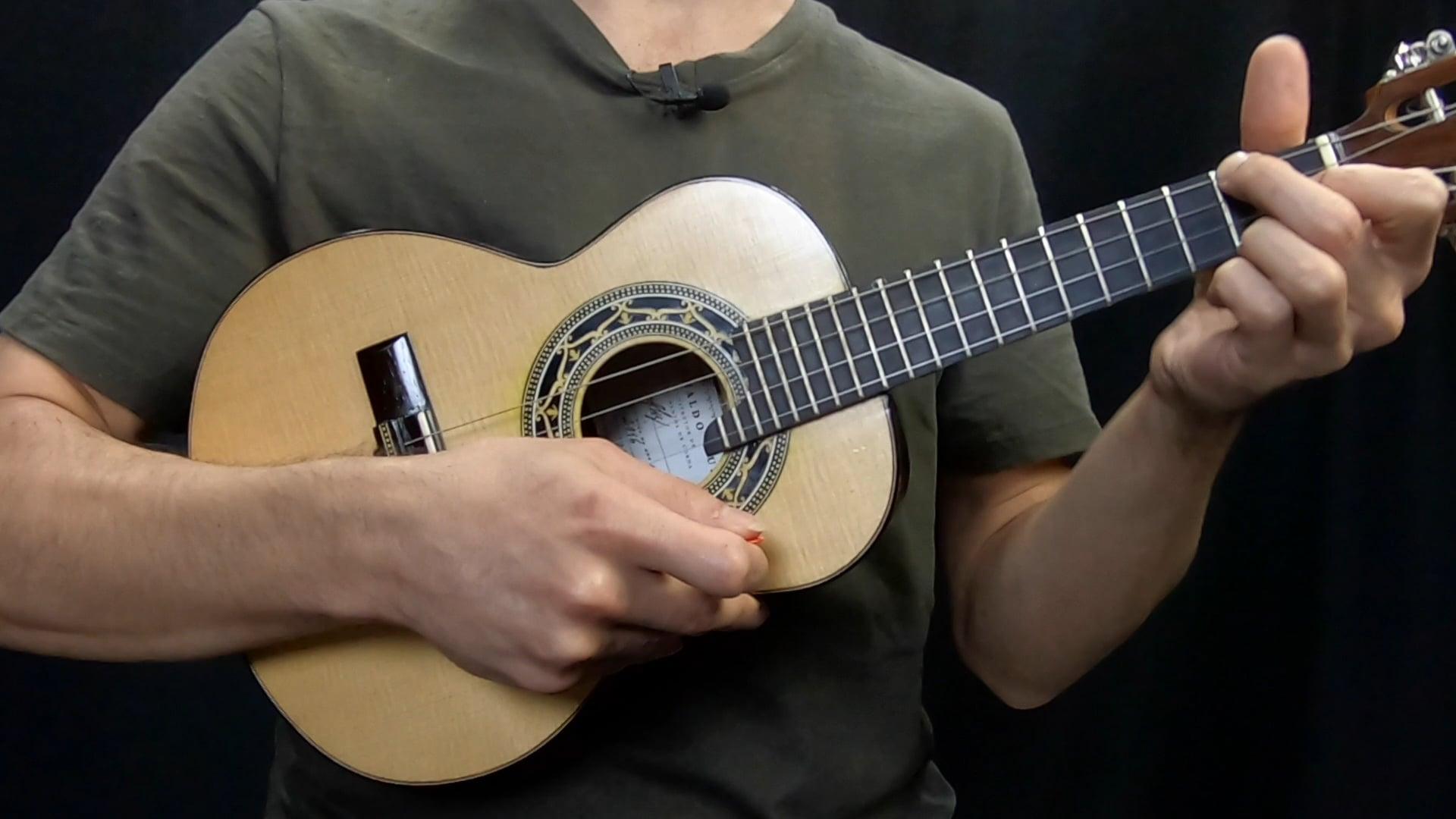 Formação de acordes