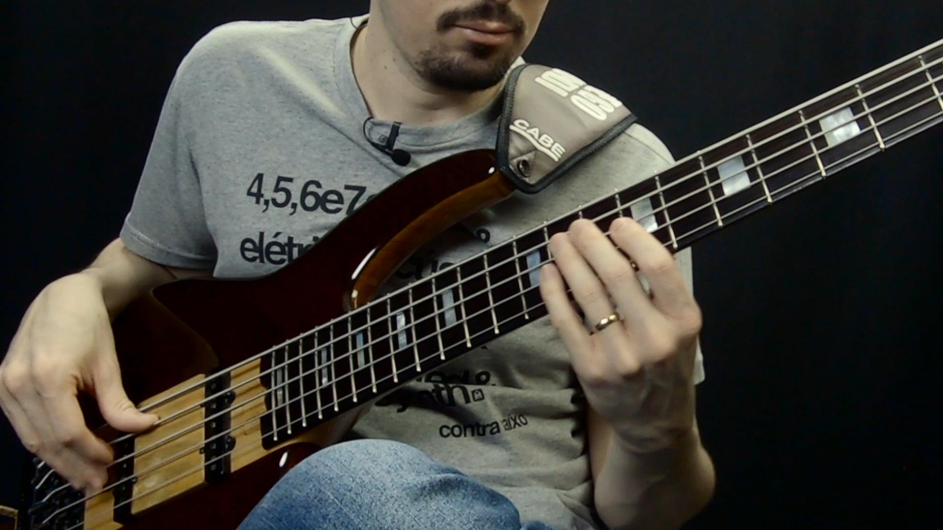 Técnicas aprendidas - Tom menor