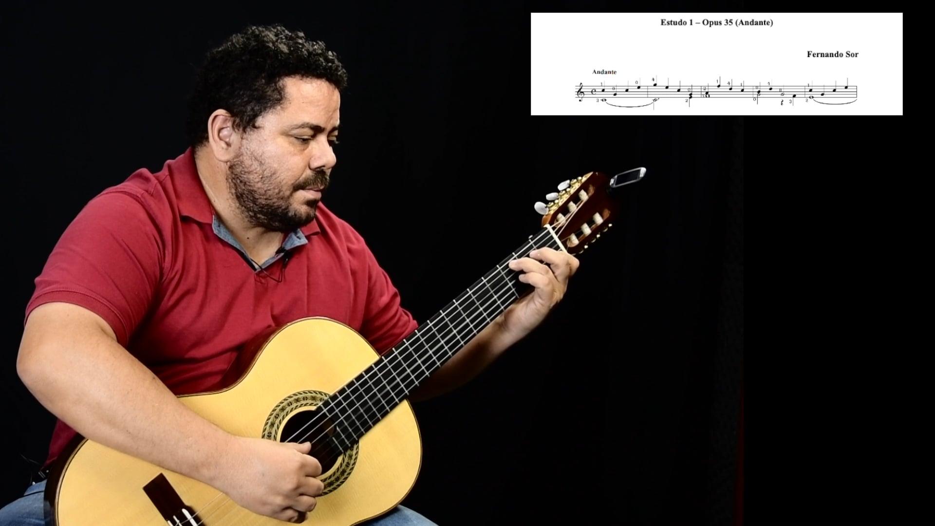 Andante Opus 33