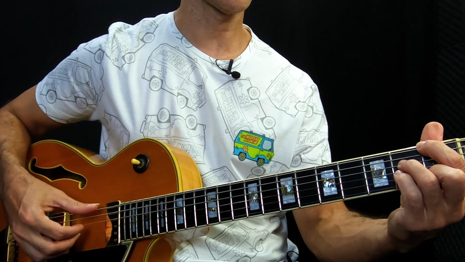 Praticando o mesmo acorde em diferentes formatos - Parte 2