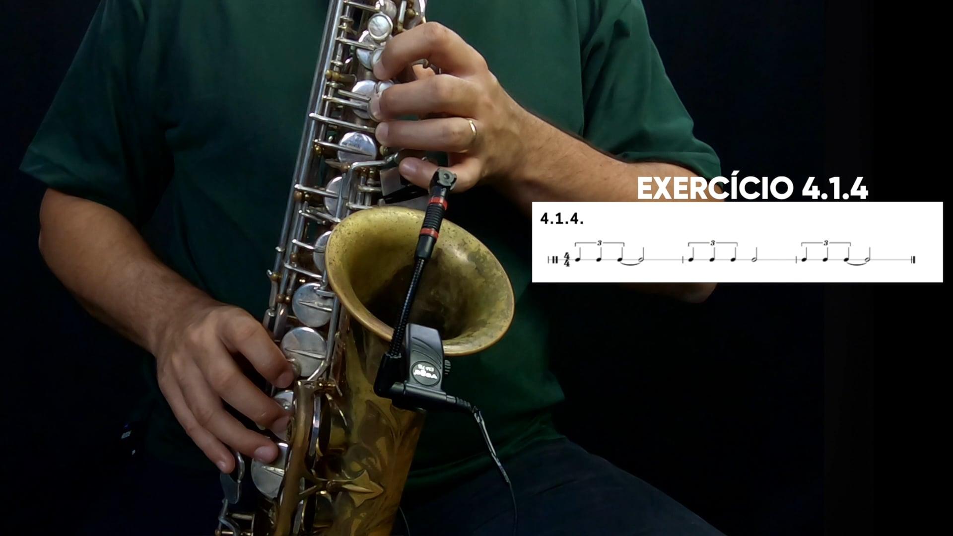 Exercícios Rítmicos